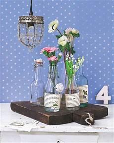 Dekorieren Blumen Deko Ideen F 252 R Den Fr 252 Hling Brigitte De