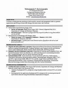 sle resume objective for college student http resumecareer info sle resume