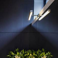 astro kashima 350 polished chrome bathroom led wall light at uk electrical supplies