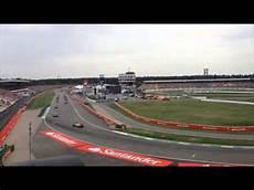 Start Formula 1 Hockenheim From The Oberrang Grandstand
