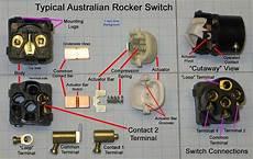file typical australian rocker switch jpg wiring diagrams pinterest rockers