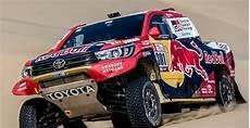 Report Dakar Rally 2018 Dakar Rally Toyota Gazoo Racing