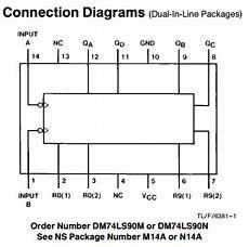7490 데이터시트 decade and binary counters 카운터 데이터시트 닷컴