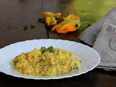 ricetta per risotto ai fiori di zucca risotto fiori di zucca zafferano ricetta tradizionale