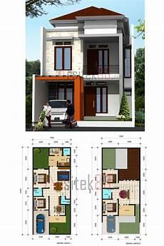 8 Gambar Desain Rumah 2 Lantai Minimalis Inspirasi Dekor
