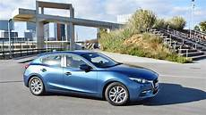 Das Mazda3 Facelift Im Ersten Test Autofilou