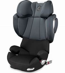 cybex solution q2 fix booster car seat moon dust