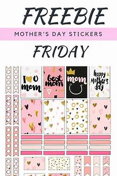 printable mothers day stickers 20598 malena haas freebie friday s day stickers