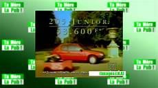 Pub Peugeot 205 Les Enfants Caisse 224 Savon Meilleure Que