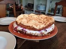 Himbeer Quark Kuchen - himbeer quark kuchen mit baiser monimahoni0905