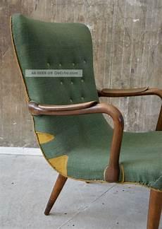 50s sessel 50er sessel midcentury 50s vintage easy chair