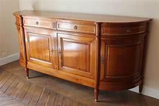 meuble louis 16 buffet louis xvi merisier massif meubles hummel