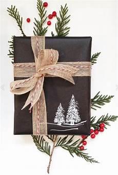 Geschenke Verpacken Weihnachten - easy gift wrapping ideas corner