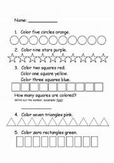 worksheets colors and shapes 12704 count and color the shapes esl worksheet by reina89