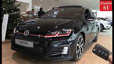 Details Of The Vw Golf Gti Performance 2018 Sound