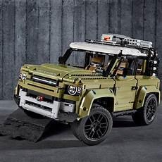 lego technic 42110 pas cher land rover defender