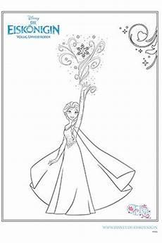 Malvorlagen Disney Elsa Ausmalbild Elsa Mit Bildern Disney Prinzessin