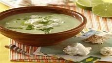 recette soupe froide 224 l avocat au blender