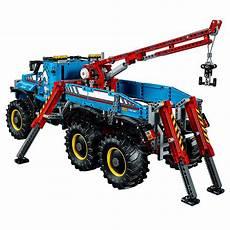 lego technic 6 215 6 all terrain tow truck 42070