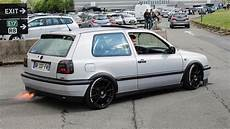 swapped golf 3 vr6 w v6 r28 engine golf 4 loud pops