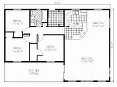 bi level floor plan 2 car garage right with bi level floor plans cottage blueprint