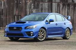Build Your Own Rally Car With The 2015 Subaru WRX And STI