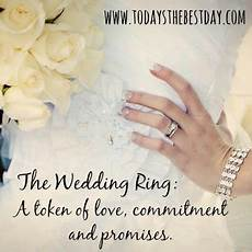 what does the wedding ring really today s the best day
