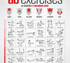 ab work sle exercises and descriptions ab exercises