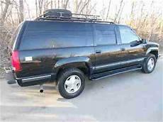 auto air conditioning repair 1997 chevrolet suburban 1500 engine control find used 1997 chevrolet suburban 1500 lt 4x4 3rows seats