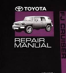 online service manuals 2011 toyota fj cruiser on 2011 toyota fj cruiser factory dealer shop service repair manual 3 volume set factory repair