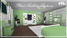 Aesthetic Bedroom Ideas Bloxburg by Bloxburg Plant Aesthetic Bedroom 26k Design Ideas