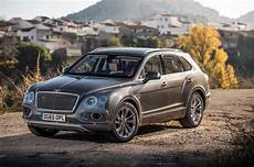 2017 bentley bentayga first review automobile magazine
