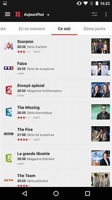programme canal aujourd hui programme tv par t 233 l 233 loisirs guide tv news tv android apps on play