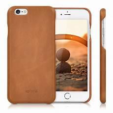 iphone 6s hülle leder leder h 220 lle f 220 r apple iphone 6 6s backcover schutzh 220 lle