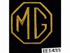 MG  Car Logos A M Promenade Shirts And Embroidery
