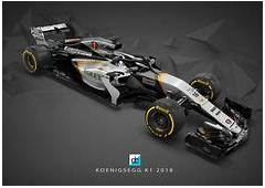 Image Rendering Of What The 2014 F1 Car Might Look Like