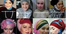 Cara Memakai Jilbab Wisuda Silang Tumpuk