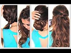 6 easy lazy summer hairstyles cute everyday hairstyle