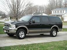 how petrol cars work 2000 ford excursion parking system find used 2001 ford excursion limited 4x4 6 8 liter v10 gas in painesville ohio united states