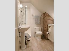 Small Bathrooms That Pack a Punch: Use every square inch