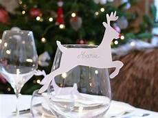 Fabriquer Sa Deco Table Noel