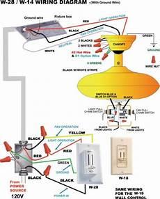 casablanca fan switch instructions