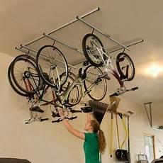 accroche velo garage