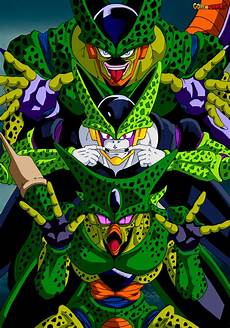 cell forms cell all forms poster restoration by gokuwinning
