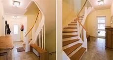 treppe holz weiß treppe nach ma 223 tischlerei johannes wicker im sauerland