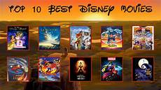 Top 10 Best Disney In My Opinion By