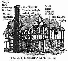 half timbered house plans elizabethan or half timber style definition business