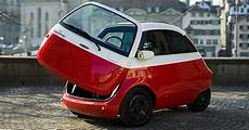 elektroauto gebraucht small electric microlino car soon to be driving along