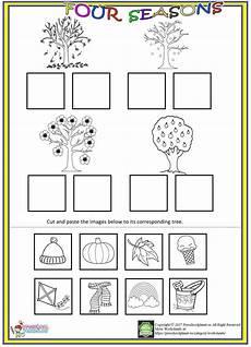 seasons worksheets for kg 14818 pin on candyland preschool