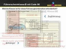 B Führerschein Anhänger - f 252 hrerschein anh 228 nger mit b lenkberechtigung be